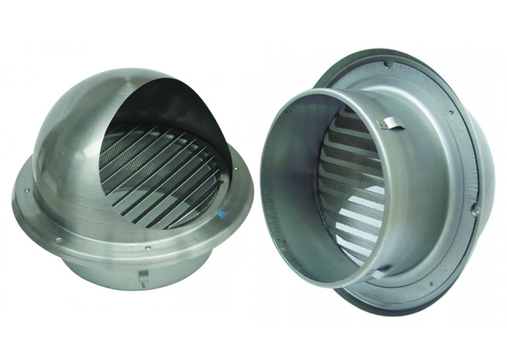 Grille d 39 a ration ronde 39 39 angle renson 638 achat en - Grille de ventilation vide sanitaire ...