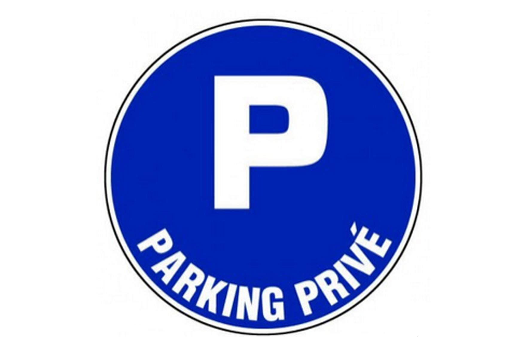 panneau pvc rond parking priv achat en ligne ou dans notre magasin. Black Bedroom Furniture Sets. Home Design Ideas