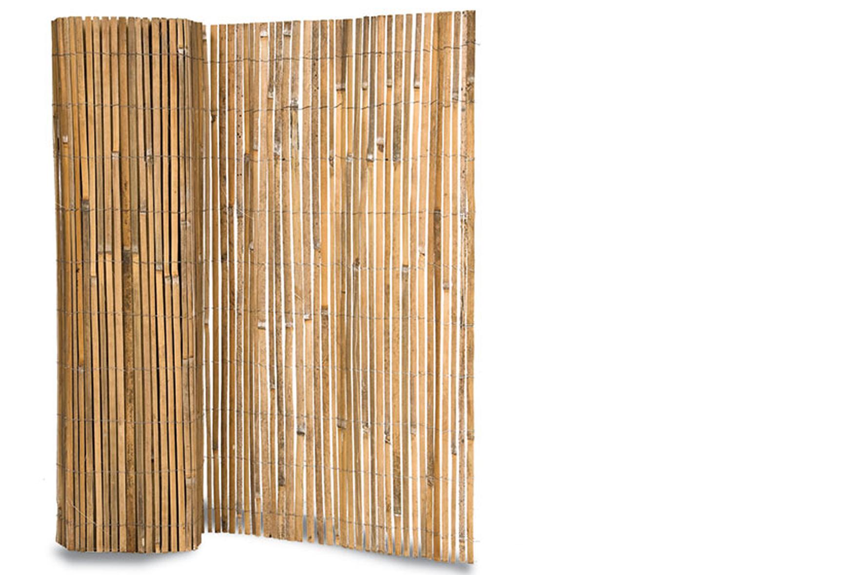 Cl ture bambou du rayon cloture achetez en ligne for Sol en bambou en rouleau