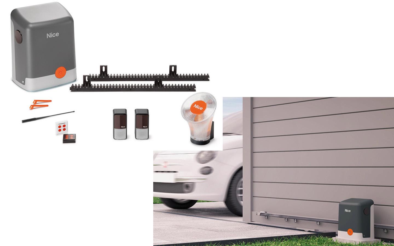 kit ouverture portail coulissant nice home filo400 achat en ligne ou dans notre magasin