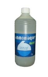 Ammoniaque 25%. Achat en ligne ou dans notre magasin.