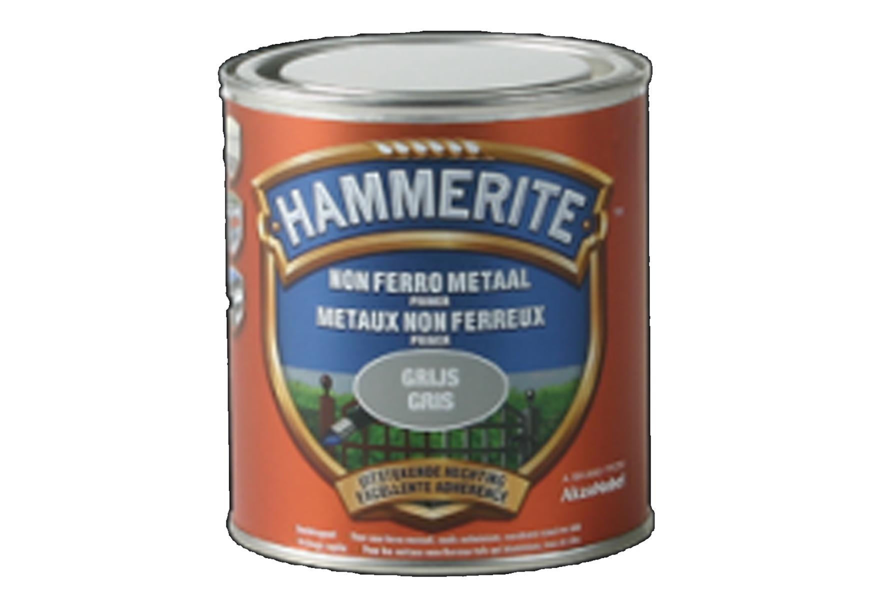 Primaire pour m taux non ferreux hammerite achat en ligne ou dans notre magasin for Peinture pour fer forge