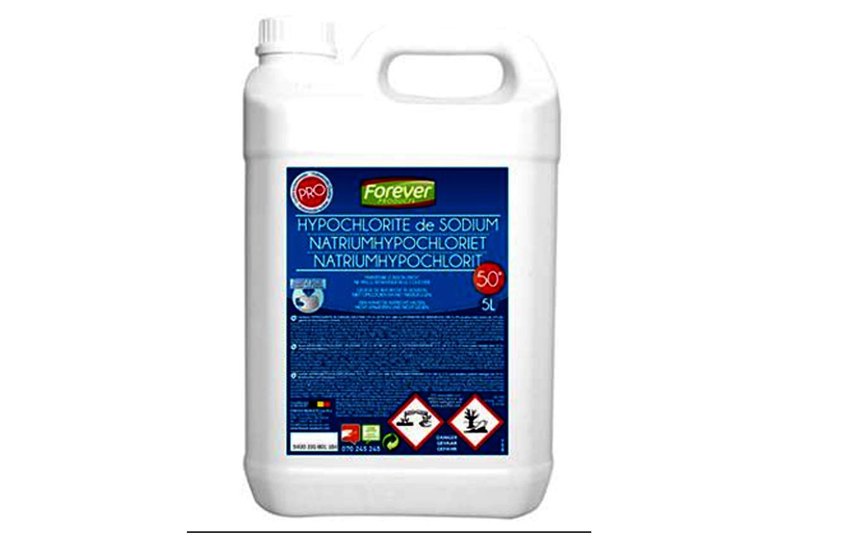 Hypochlorite de soude for Bicarbonate de soude piscine
