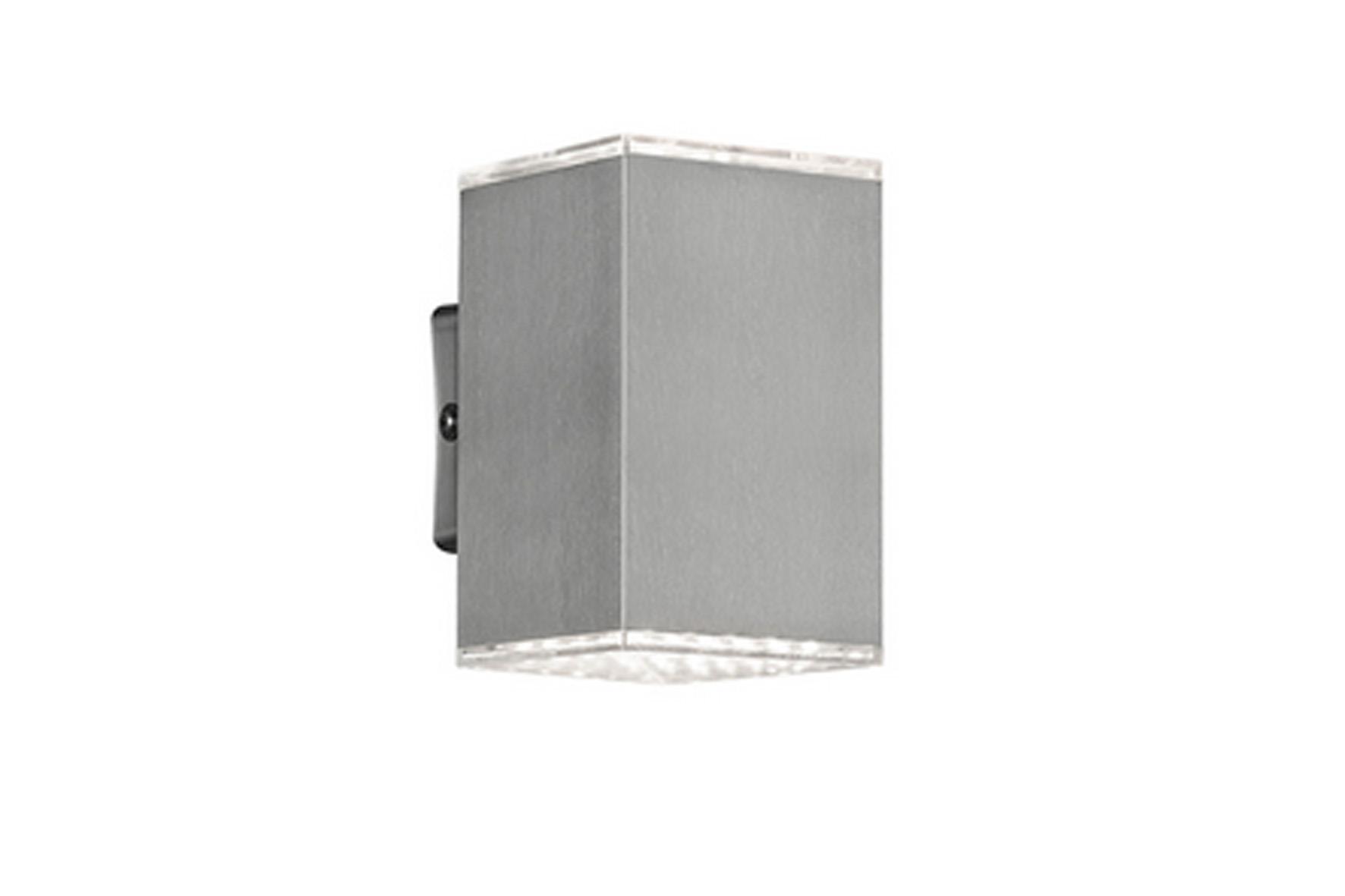 luminaire quito double mural achat en ligne ou dans notre magasin. Black Bedroom Furniture Sets. Home Design Ideas