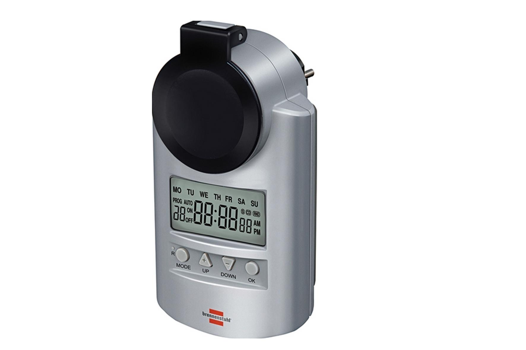 Prise programmable digitale brennenstuhl achat en ligne ou dans notre magasin - Prise electrique programmable ...