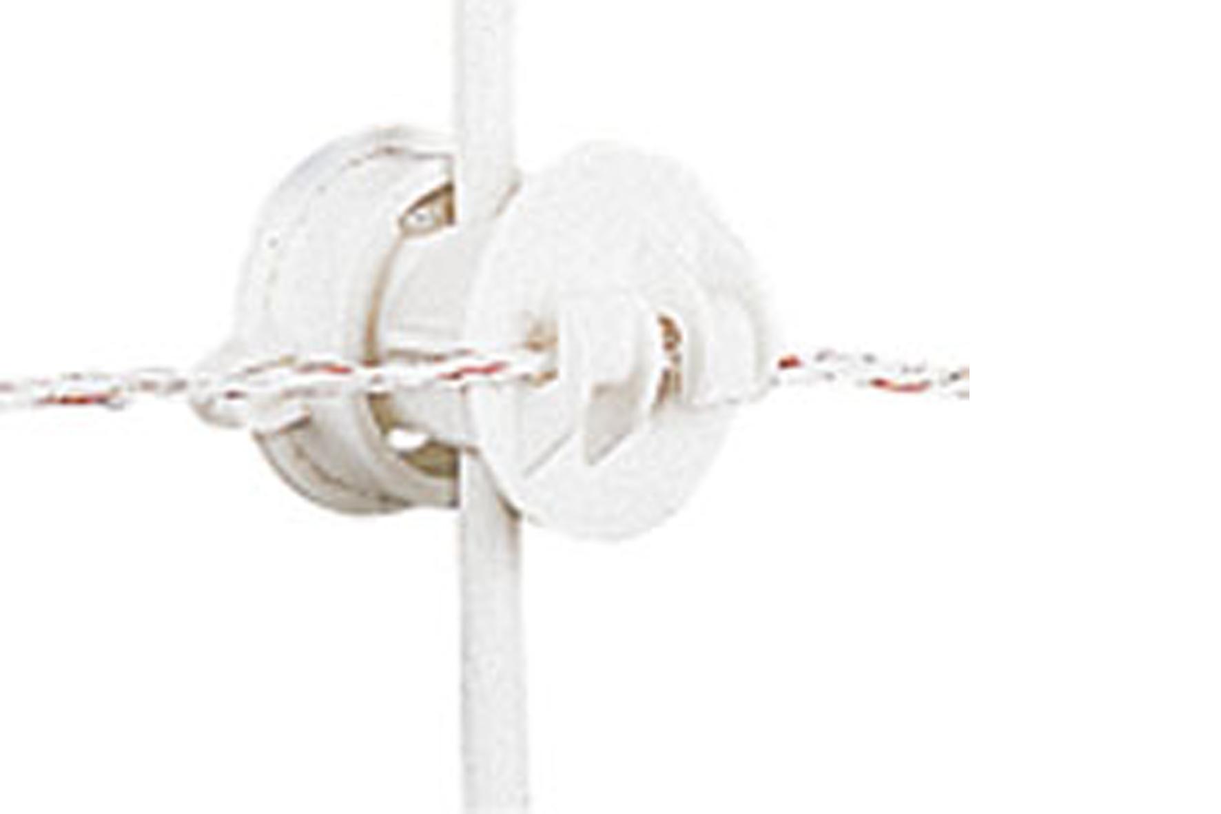 isolateur fer rond ecrou blanc 6 16mm achat en ligne ou dans notre magasin. Black Bedroom Furniture Sets. Home Design Ideas