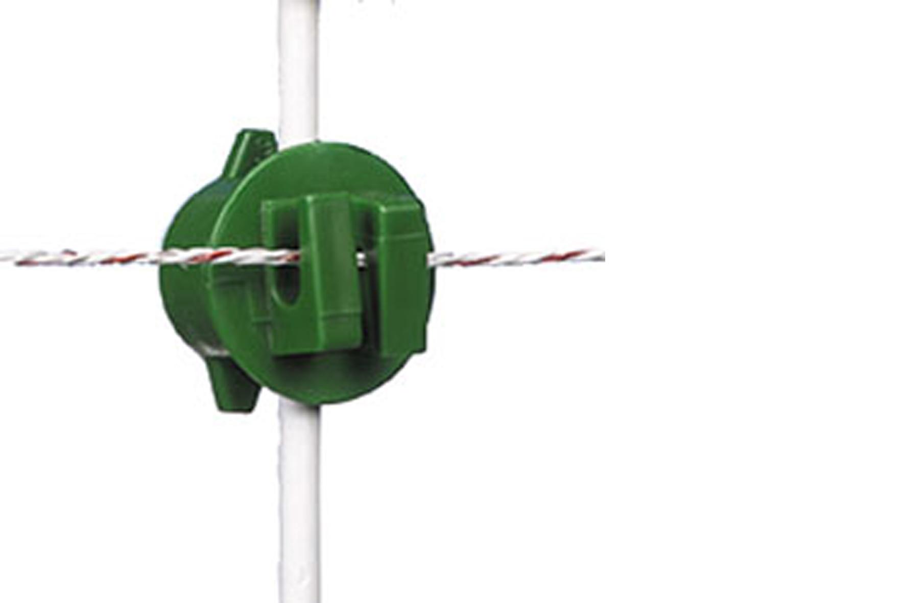 isolateur fer rond ecrou vert 6 14mm achat en ligne ou. Black Bedroom Furniture Sets. Home Design Ideas