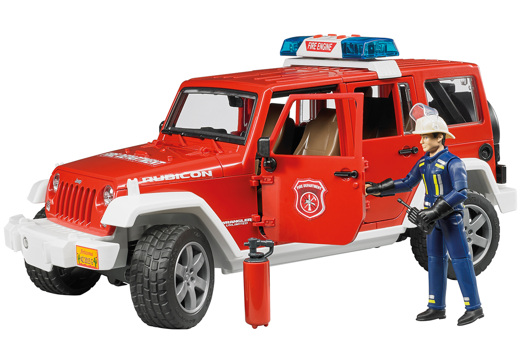 jeep wrangler unlimited rubicon des pompiers et pompier 02528 1 16 achat en ligne ou dans. Black Bedroom Furniture Sets. Home Design Ideas