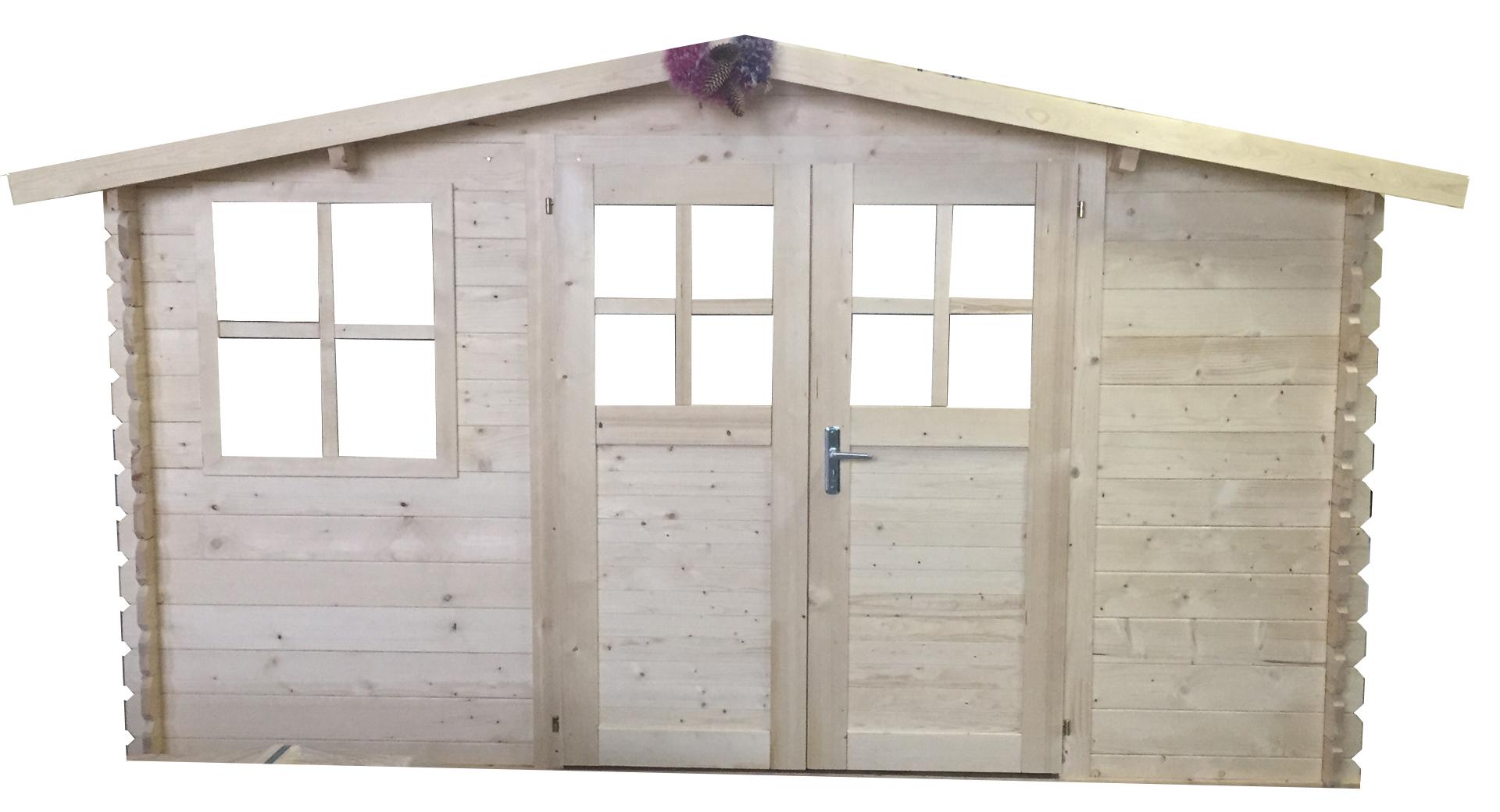 Abri de jardin classique 3 x 4m Achat en ligne ou dans notre magasin