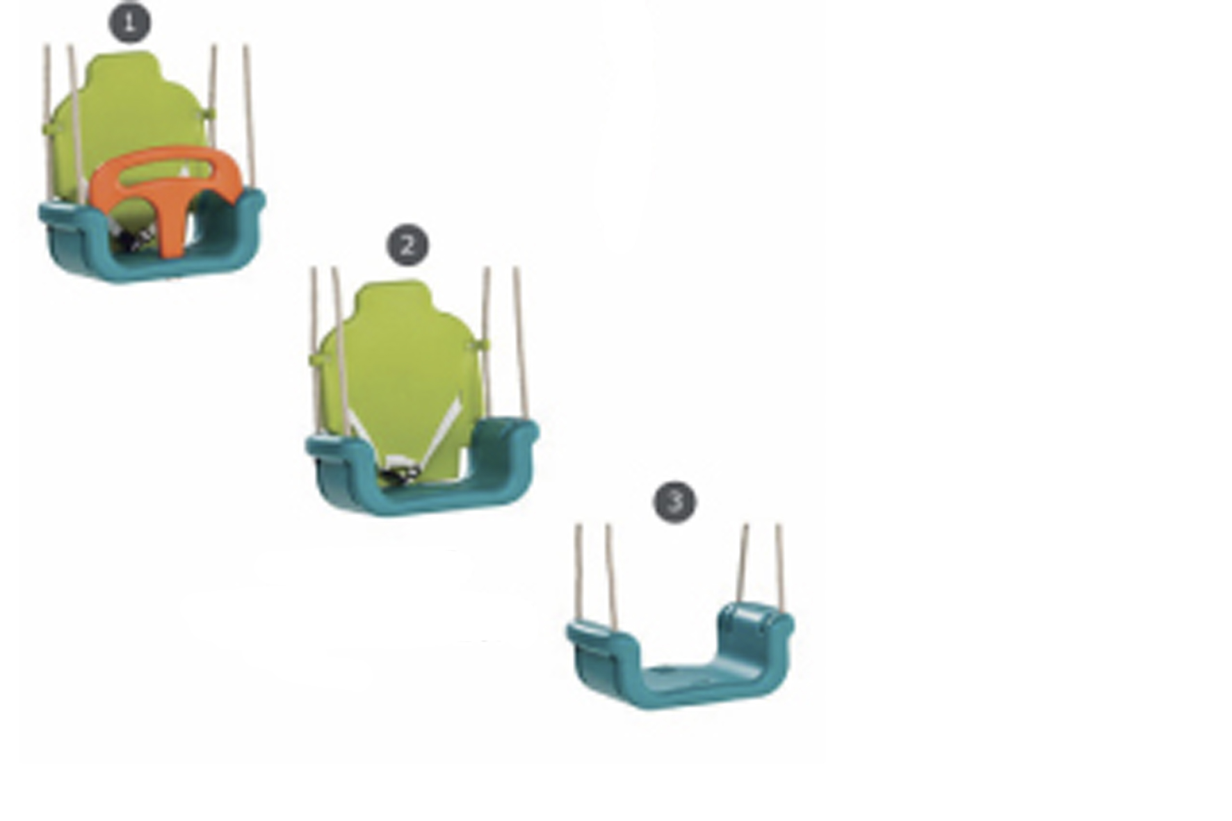 Balan oire siege evolutif achat en ligne ou dans notre magasin - Accessoires de balancoire ...