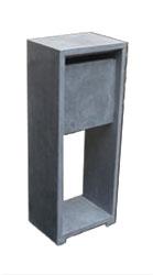 boite aux lettres pierre bleue design achat en ligne ou dans notre magasin. Black Bedroom Furniture Sets. Home Design Ideas