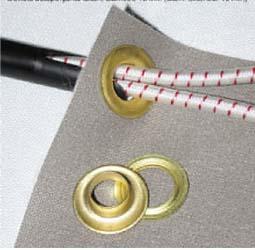 oeillet pour b che en laiton achat en ligne ou dans notre magasin. Black Bedroom Furniture Sets. Home Design Ideas