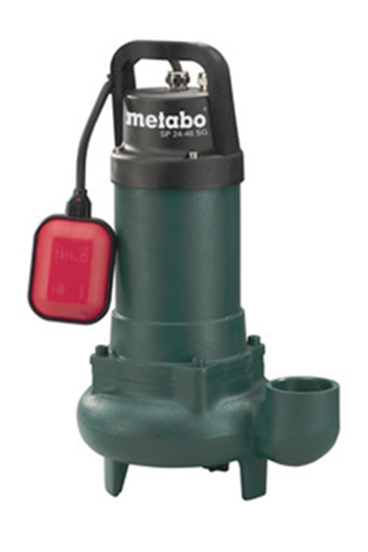 Pompe vidange metabo sp 24 46 sg achat en ligne ou dans for Pompe chauffante