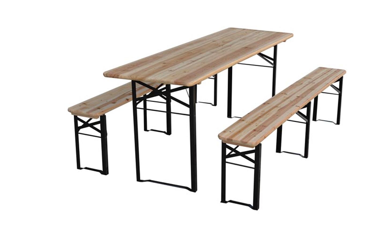 Table Brasserie 2 Bancs Achat En Ligne Ou Dans Notre Magasin