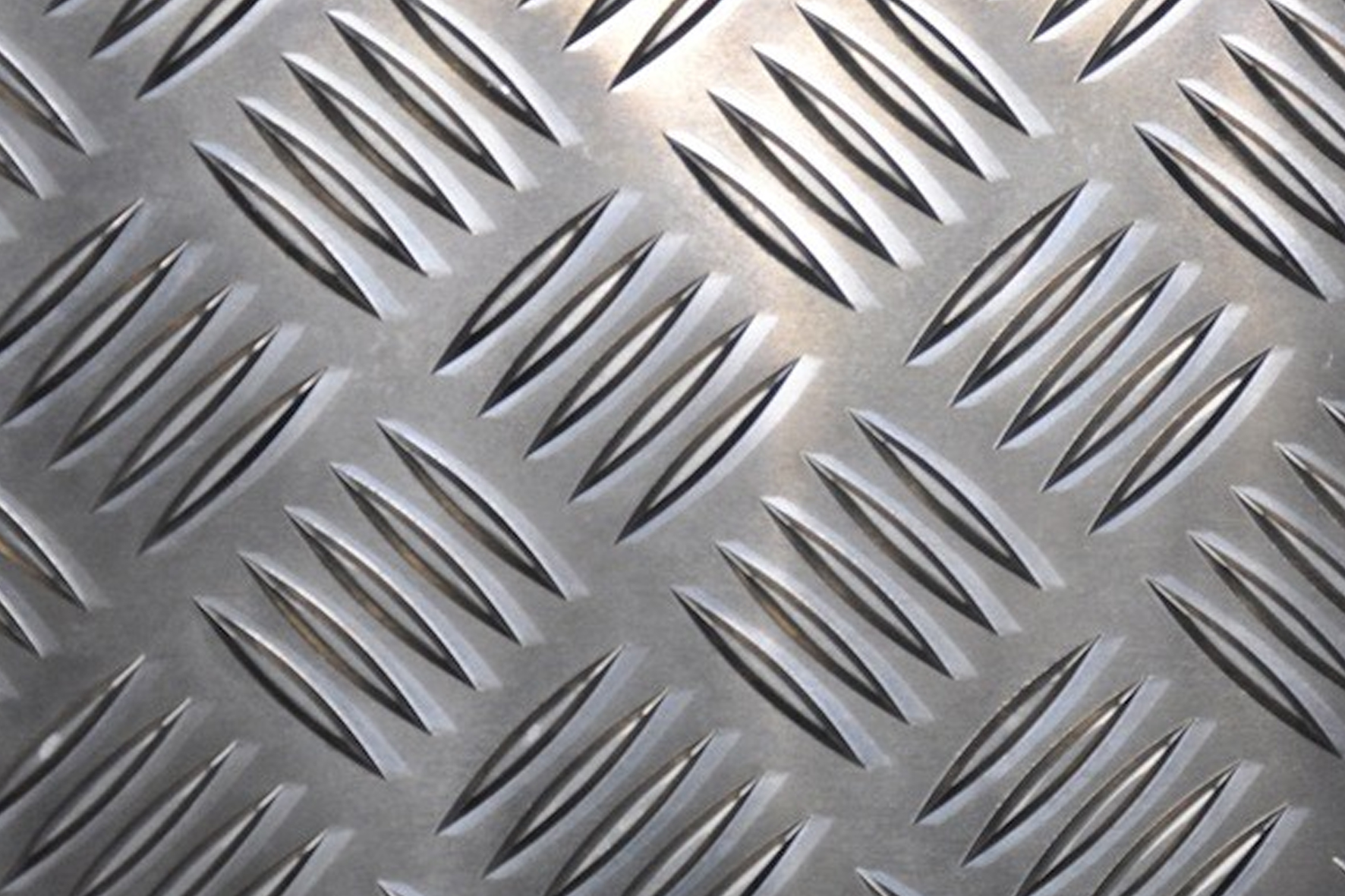 Feuille D Inox À Coller tôle striée aluminium