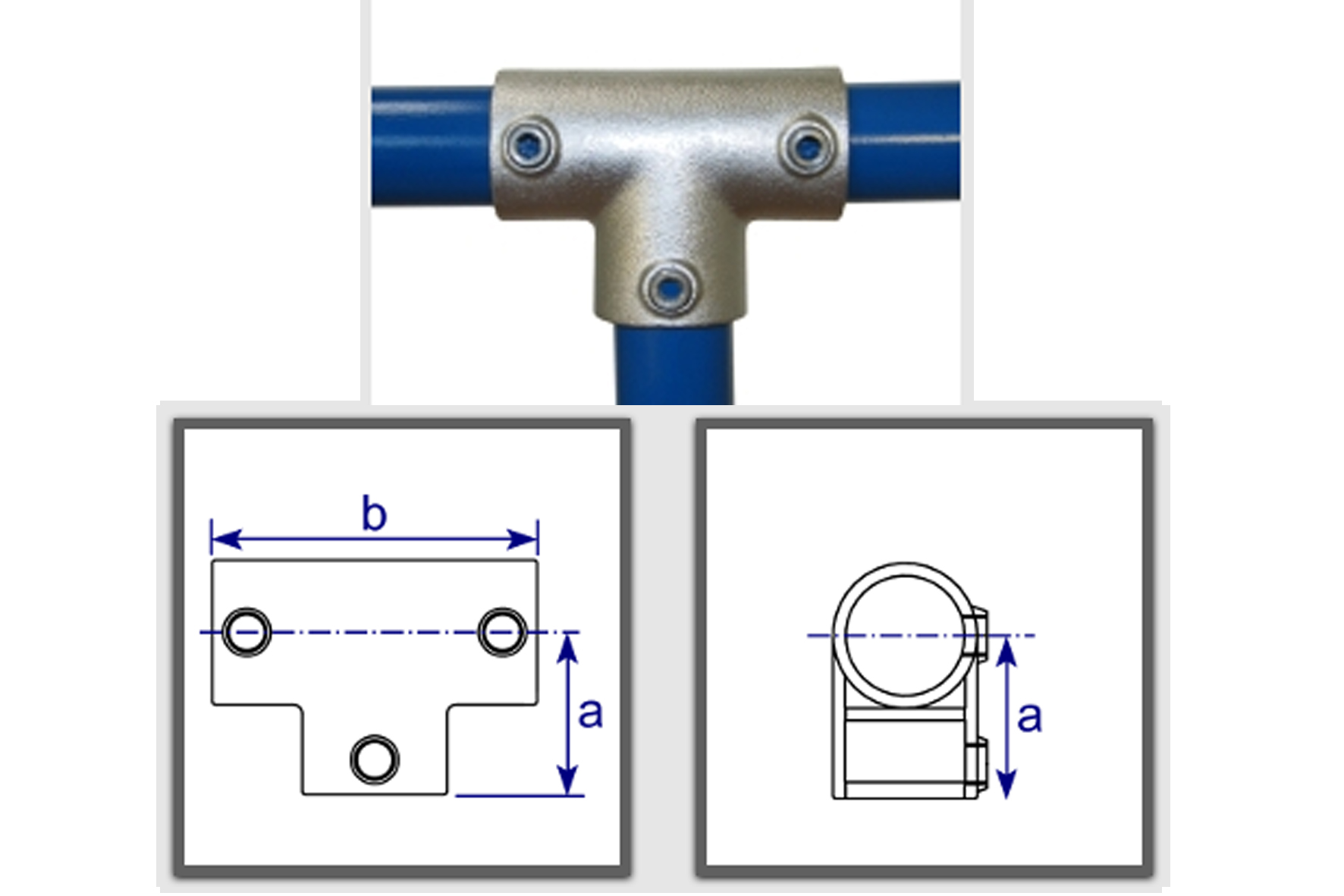 TUBE CLAMP N°104