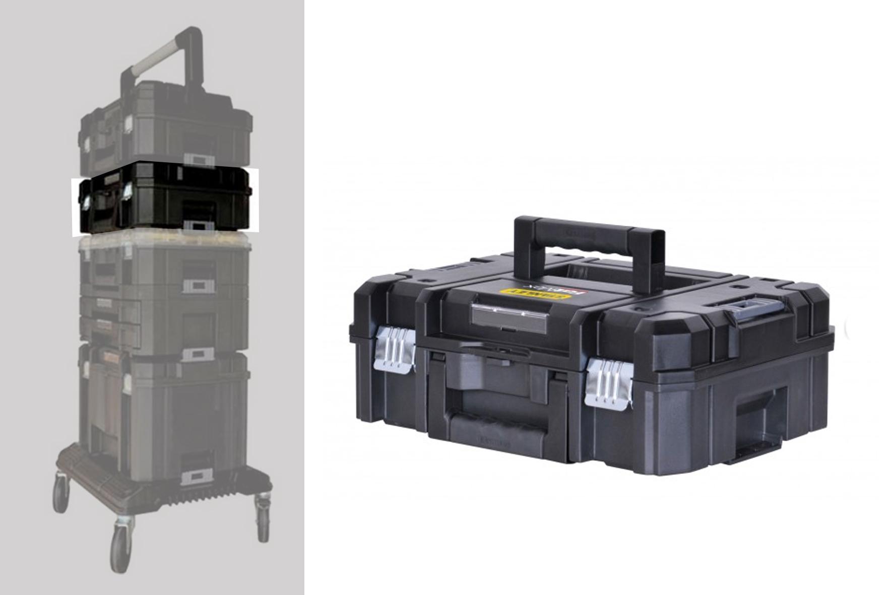 bo te 39 39 outils tstak ii achat en ligne ou dans notre magasin. Black Bedroom Furniture Sets. Home Design Ideas