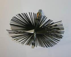 brosse ramonage acier rond achat en ligne ou dans notre. Black Bedroom Furniture Sets. Home Design Ideas