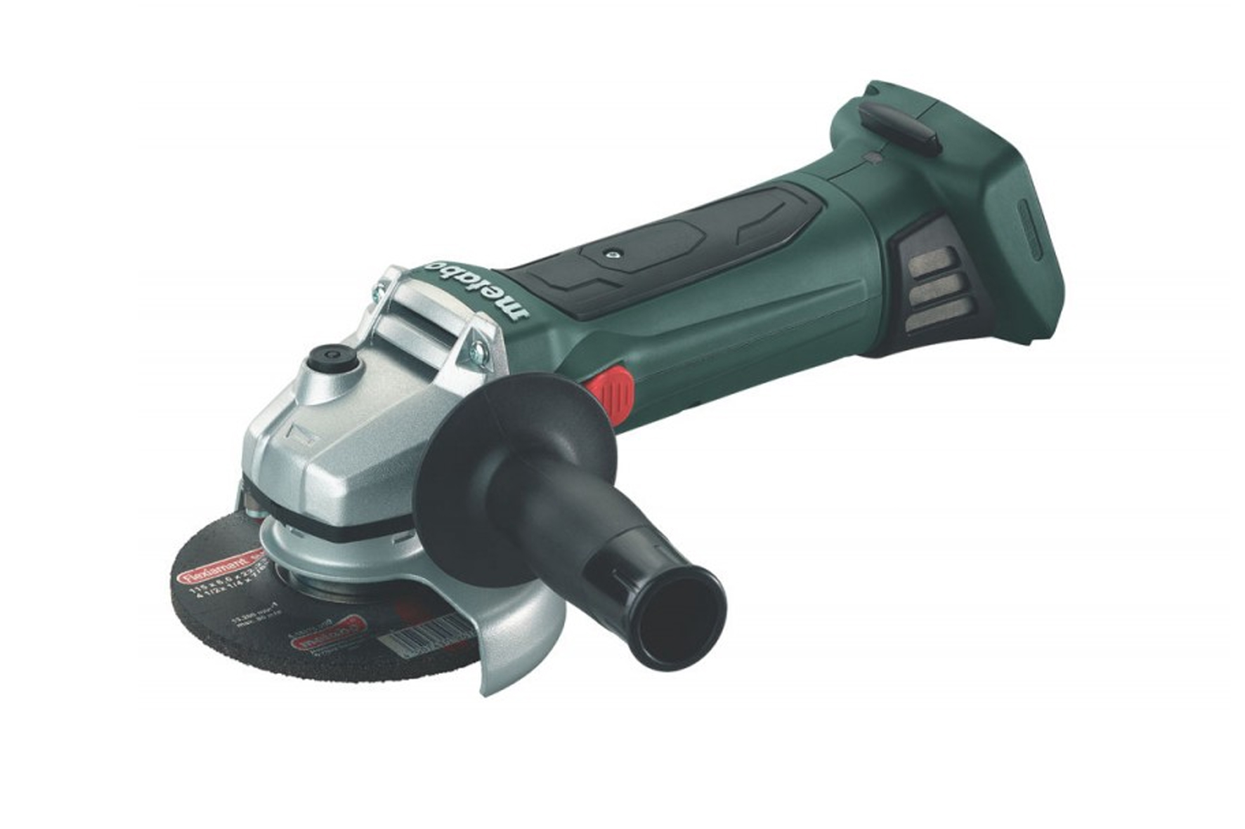 Disqueuse metabo w 18 ltx body coffre achat en ligne for Couper carrelage disqueuse
