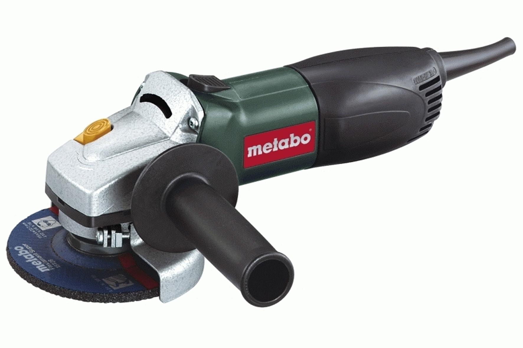 Disqueuse Metabo Wq 1000 125 Quick Promo Achat En Ligne