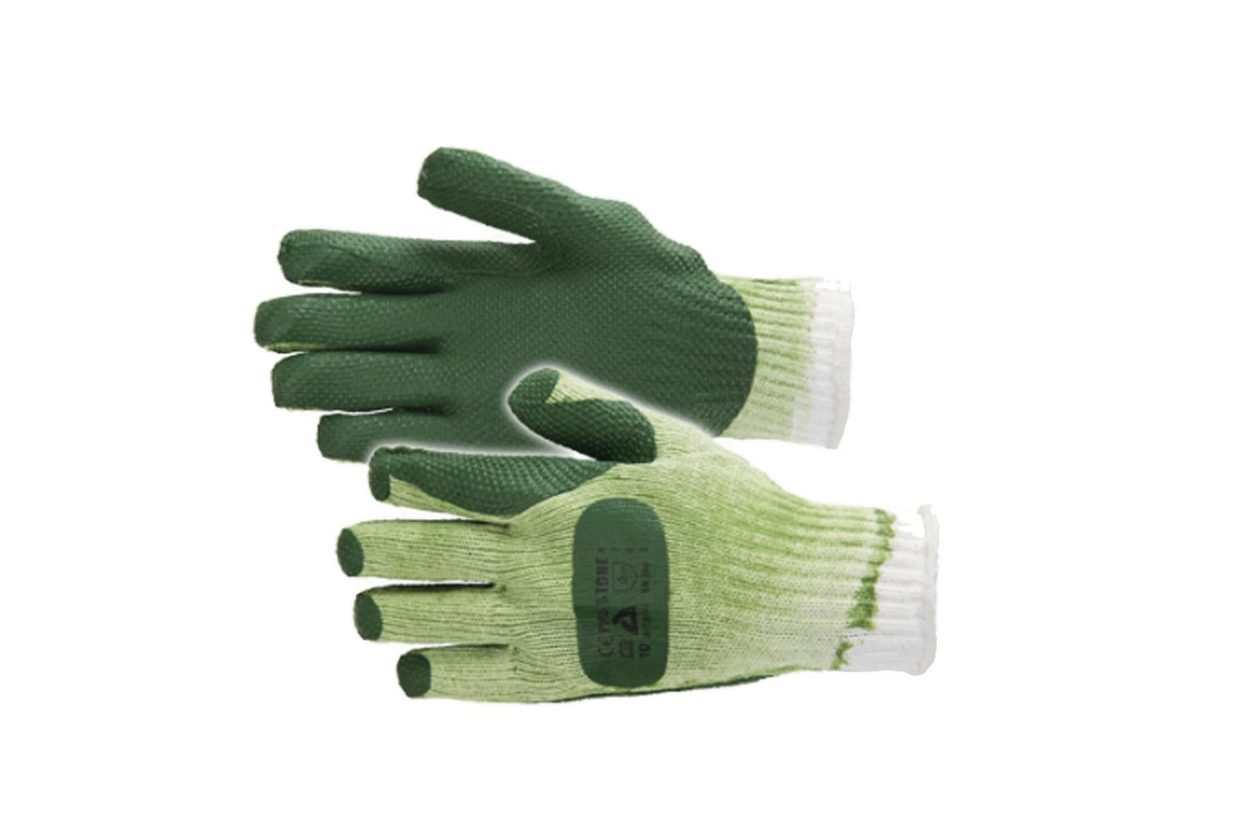 gants latex pro stone vert achat en ligne ou dans notre magasin. Black Bedroom Furniture Sets. Home Design Ideas