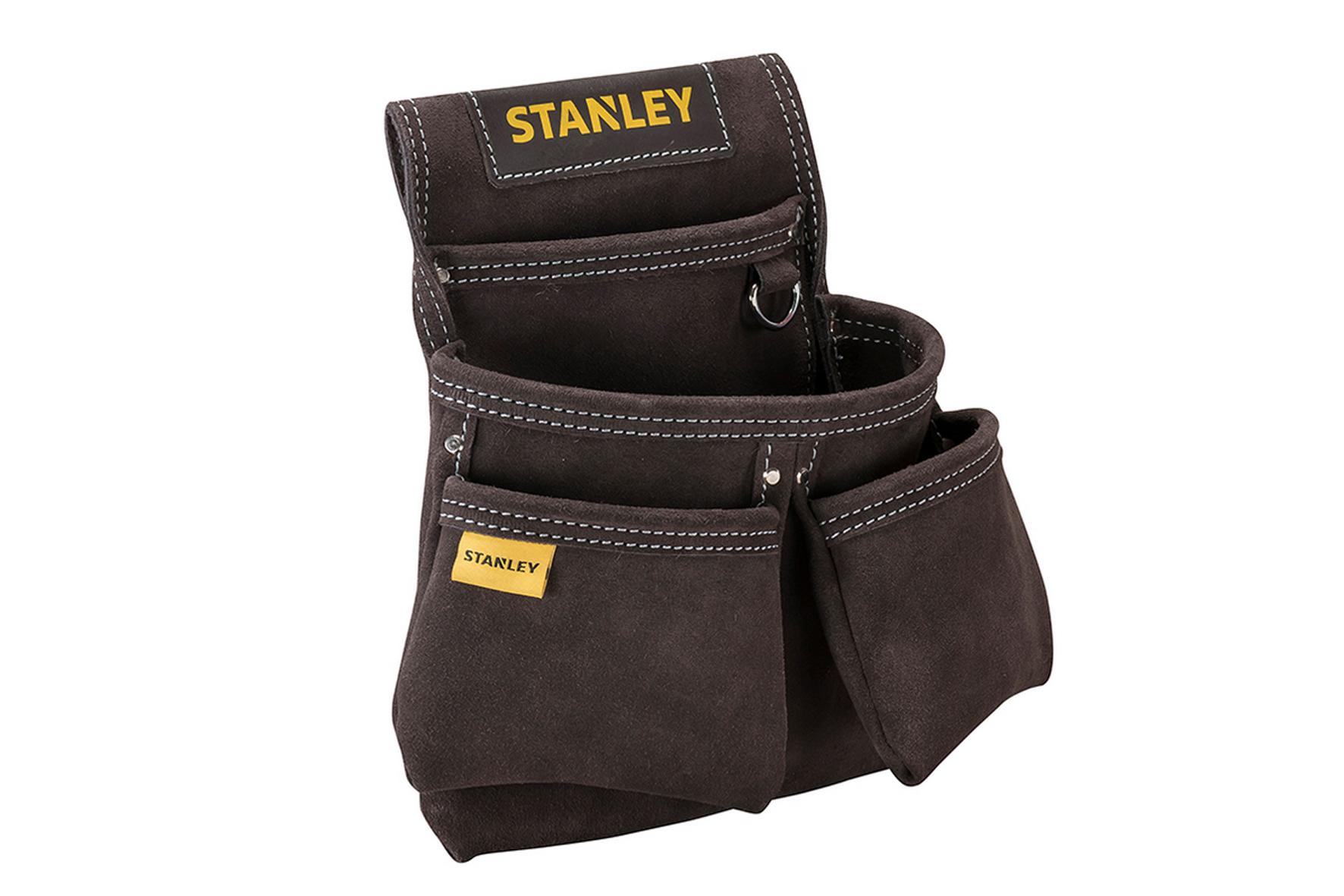 Poche  à  clous triple cuir stanley. Achat en ligne ou dans notre magasin. be226a6299f