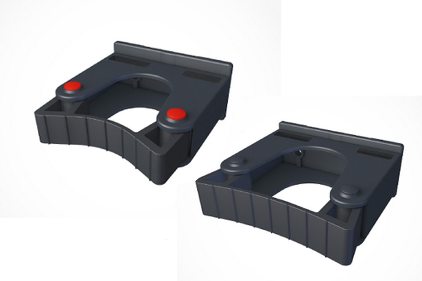 porte outils toolflex manche 39 39 clipser achat en ligne ou dans notre magasin. Black Bedroom Furniture Sets. Home Design Ideas