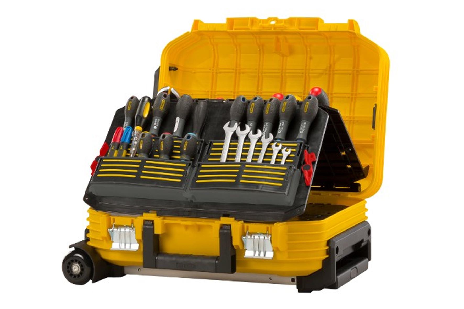 valise outils avec roues fatmax achat en ligne ou dans. Black Bedroom Furniture Sets. Home Design Ideas