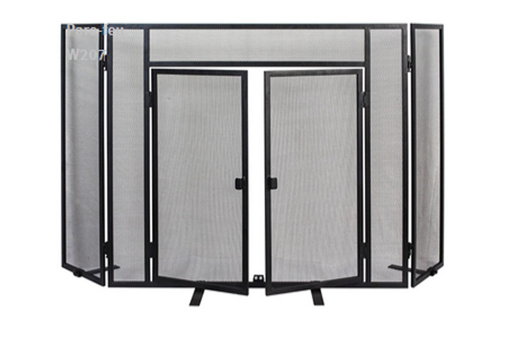 pare feu po le noir extra promo achat en ligne ou dans notre magasin. Black Bedroom Furniture Sets. Home Design Ideas