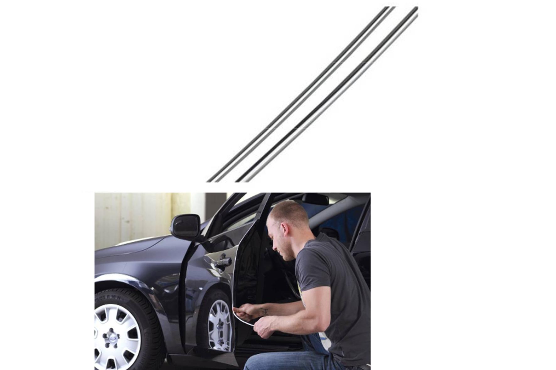 protege porte voiture profil en u achat en ligne ou dans. Black Bedroom Furniture Sets. Home Design Ideas