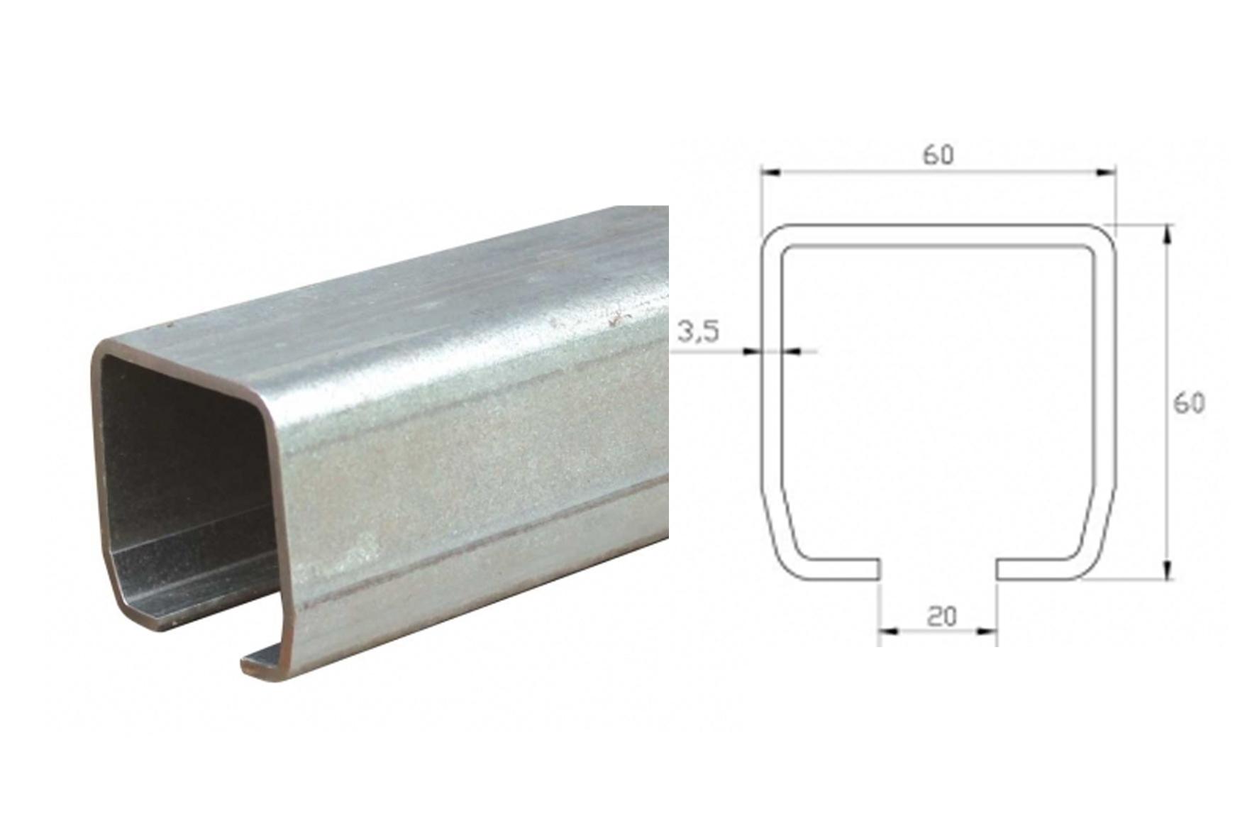 rail pour portail autoportant kit 2170 achat en ligne ou dans notre magasin. Black Bedroom Furniture Sets. Home Design Ideas