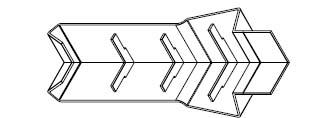 Coin ext rieur planchette corniche achat en ligne ou for Corniche exterieur