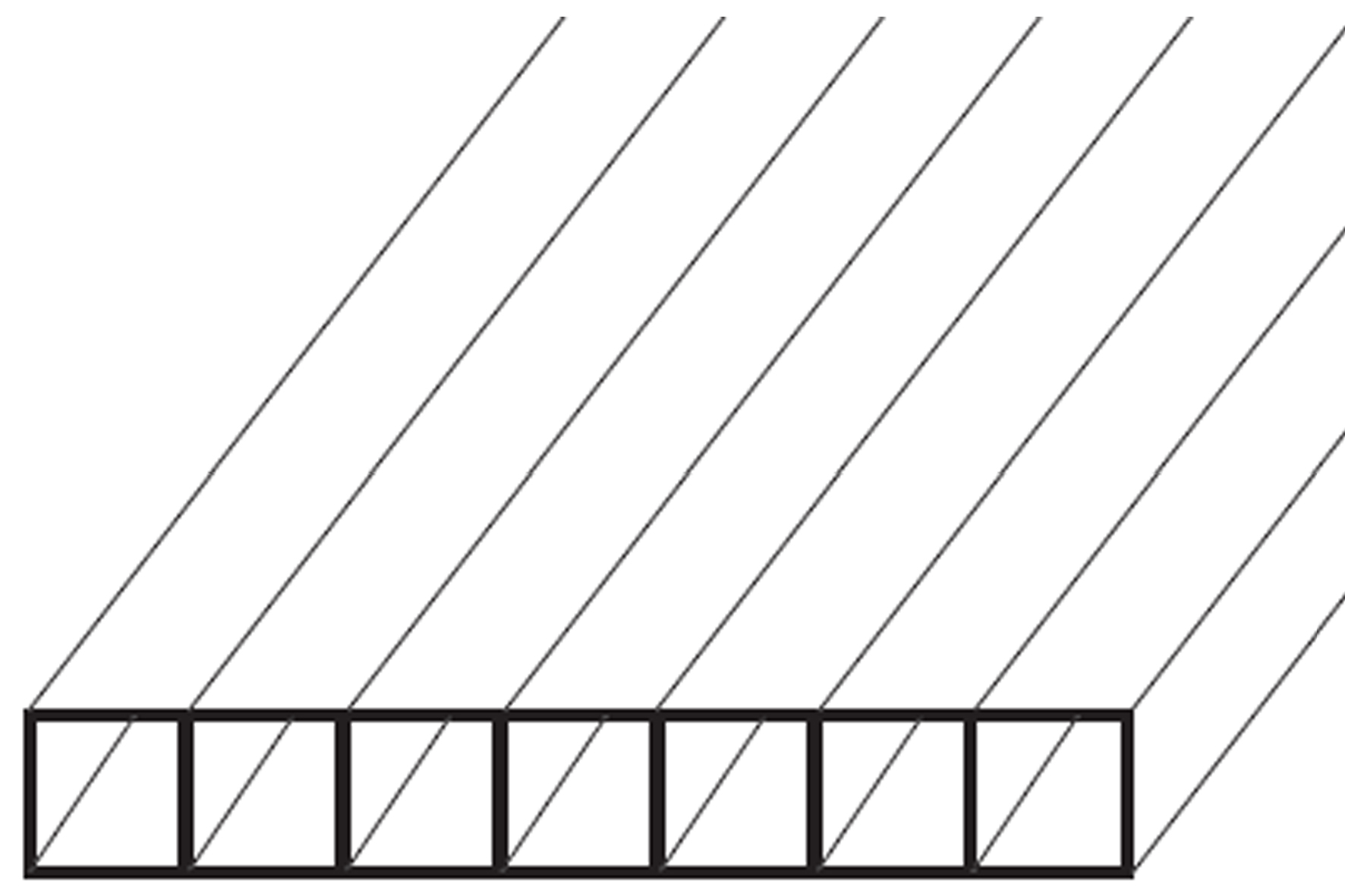 polycarbonate pour toiture 6mm achat en ligne ou dans notre magasin. Black Bedroom Furniture Sets. Home Design Ideas