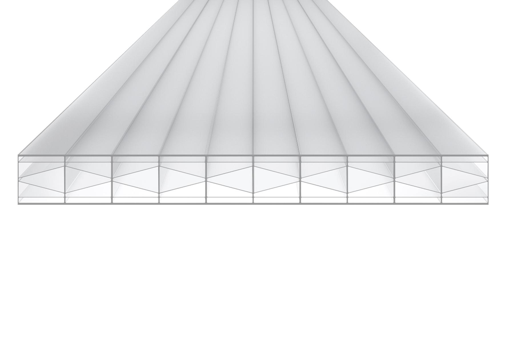Polycarbonate pour toiture 16mm achat en ligne ou dans notre magasin - Polycarbonate 16mm prix ...