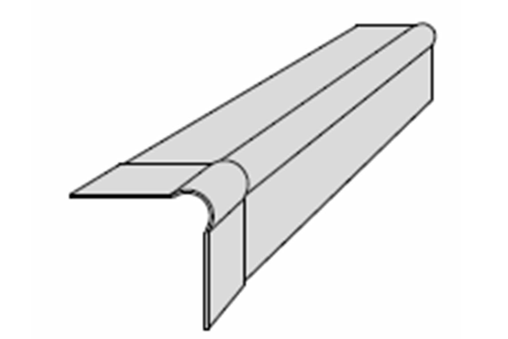 Rive fibro ciment b65 achat en ligne ou dans notre magasin - Depose plaque fibro ciment amiante ...