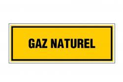 panneau pvc rectangle gaz naturel