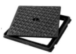 couvercle en fonte de la rubrique chassis de visite. Black Bedroom Furniture Sets. Home Design Ideas