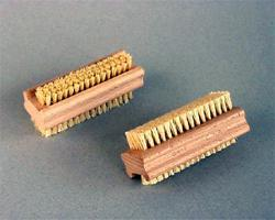 brosse 'à' ongles bois tampico