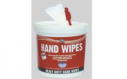 lingettes nettoyantes hand wipes