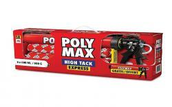 colle polymax high tack express - 6 x 600ml + pistolet