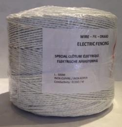 fil electrique nylon power plus