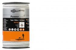 ruban 12.5mm powerline gallagher