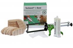 technovit 2 bond avec pistolet de dosage