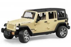 jeep wrangler unlimited rubicon - 02525 - 1:16