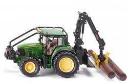 tracteur forestier 1/32