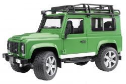 land rover defender - 02590 - 1:16