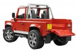 land rover defender pick up - 02591 - 1:16