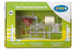 set harnachement - papo 50091