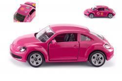 vw the beetle pink - siku 1488
