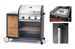 barbecue cadac meridian woody
